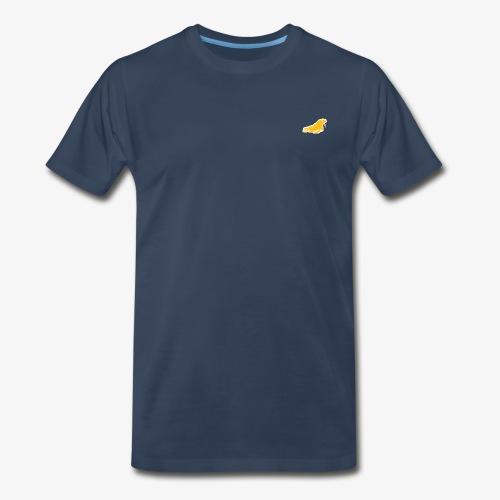 Mango Walrus - Men's Premium T-Shirt