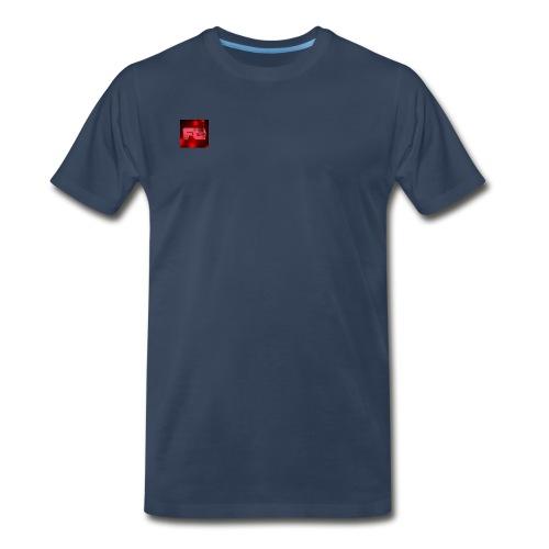 flare gaming logo by bryannaftw d3c2n9f - Men's Premium T-Shirt