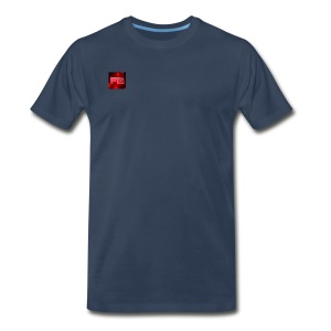 flare gaming logo by bryannaftw d3c2n9f - Men's Premium T-Shirt