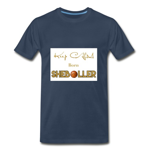 Girl Basketball shirt - Men's Premium T-Shirt