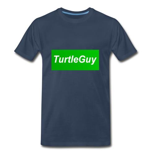 TurtleGuyYT Fan LOGO - Men's Premium T-Shirt