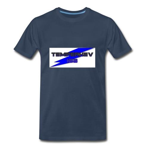 Temperkev123 shirt - Men's Premium T-Shirt