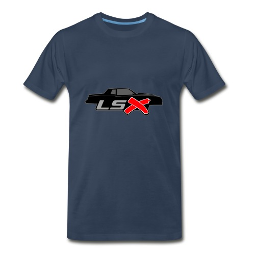LSX Monte Carlo - Men's Premium T-Shirt