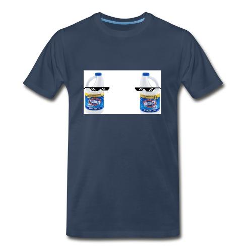 Bleachzzzzzzzzzz - Men's Premium T-Shirt