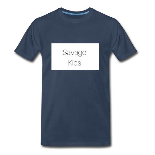 Savage Kids - Men's Premium T-Shirt