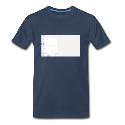 HTMLCSS - Men's Premium T-Shirt