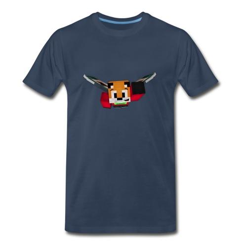 Flying - Men's Premium T-Shirt
