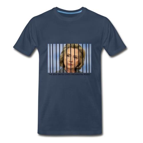 eLECTION_RESULTS - Men's Premium T-Shirt