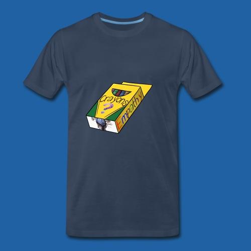 Colors of Empathy - Men's Premium T-Shirt