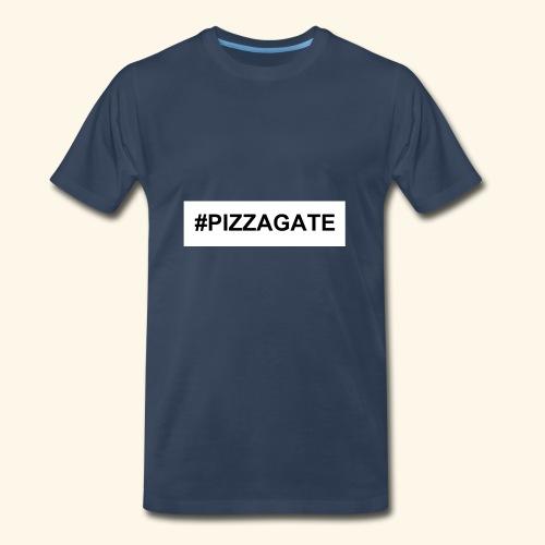 #PIZZAGATE CLASSIC BOX - Men's Premium T-Shirt