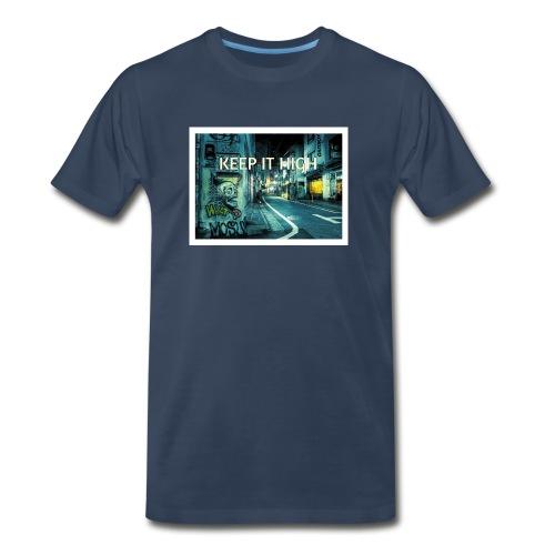 Keep It High - Men's Premium T-Shirt