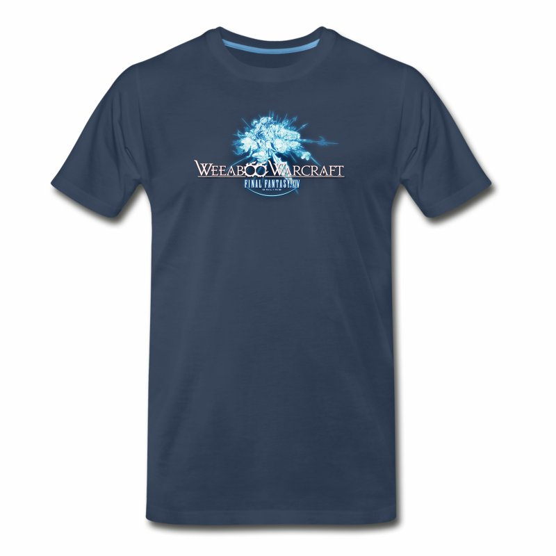 Weeaboo Warcraft - Men's Premium T-Shirt