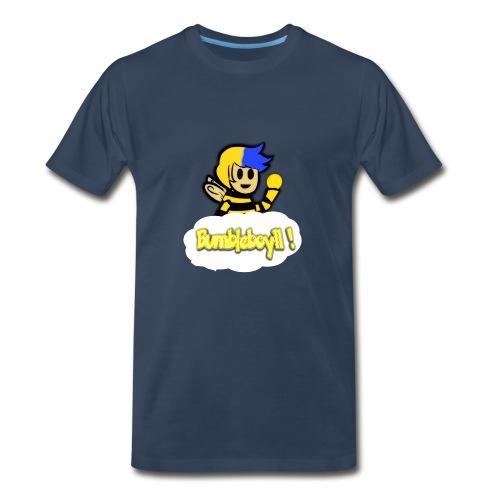 Channel logo - Men's Premium T-Shirt