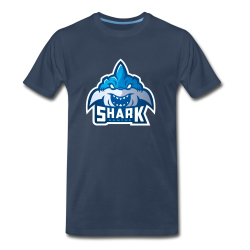 Shark Gaming Apparel - Men's Premium T-Shirt
