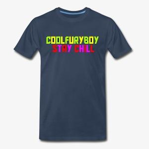 CoolFuryBoy - Men's Premium T-Shirt