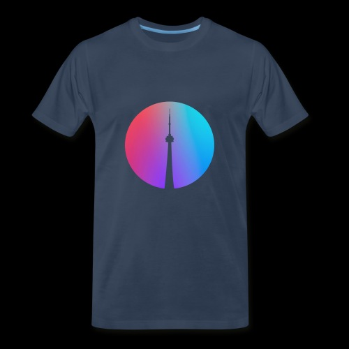 ABIZHEY - Spectrum - Men's Premium T-Shirt