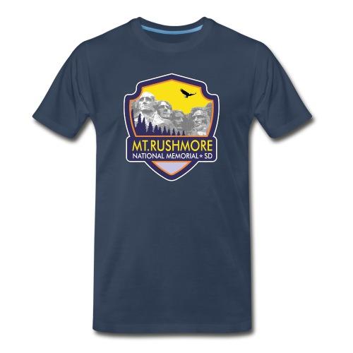 Mt. Rushmore - Men's Premium T-Shirt