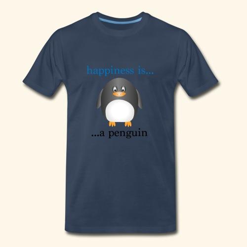 Penguin - Men's Premium T-Shirt