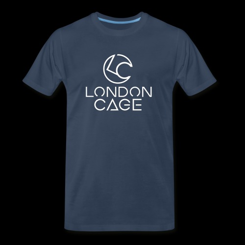 London Cage Logo - Men's Premium T-Shirt