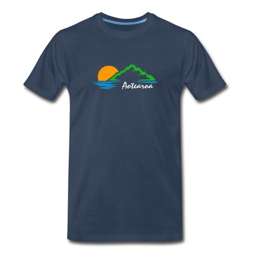 Aotearoa - Men's Premium T-Shirt