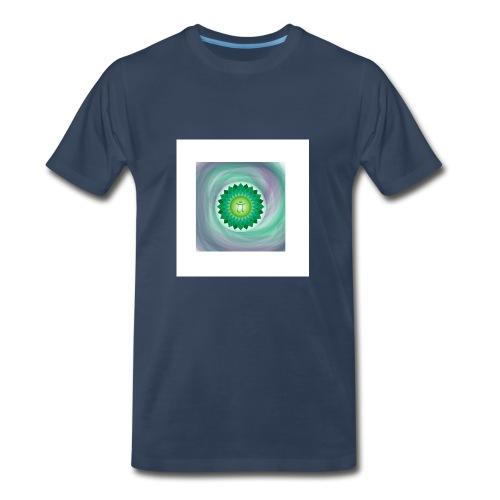 Heart Chakra - Men's Premium T-Shirt