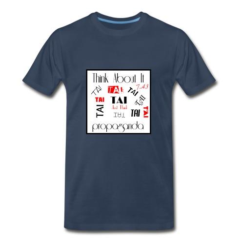 Propaganda - Men's Premium T-Shirt