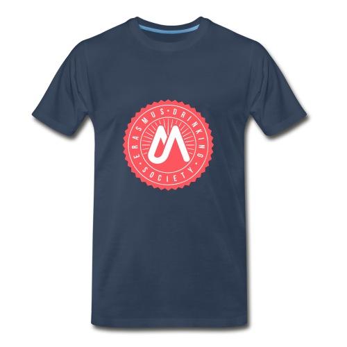 Erasmus Drinking Society - Men's Premium T-Shirt