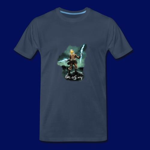 LMAO Zeus - Men's Premium T-Shirt