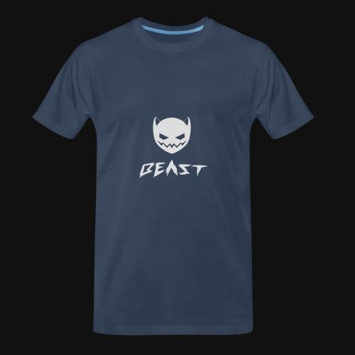 Beast by GlitchKen - Men's Premium T-Shirt