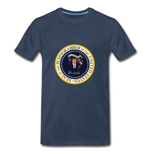 POTUS_Grabber - Men's Premium T-Shirt