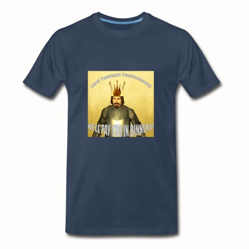 Lord Twatsonson Merch! - Men's Premium T-Shirt