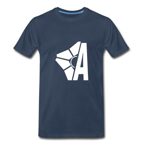 KBTA Logo - Men's Premium T-Shirt