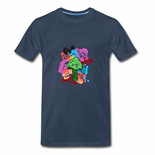 Shroom Trip - Men's Premium T-Shirt