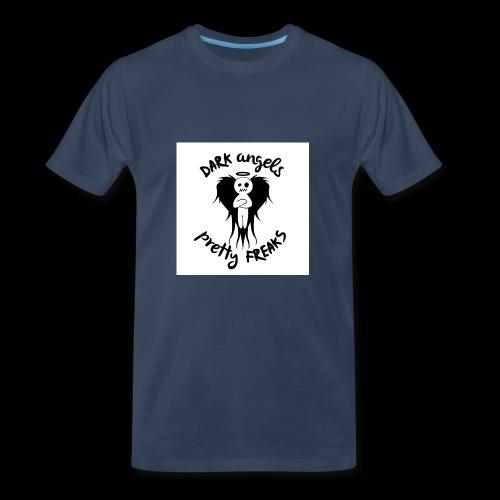 Dark Angels & Pretty Freaks - Men's Premium T-Shirt