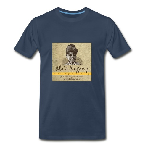 Ida's Legacy Full Color Art - Men's Premium T-Shirt
