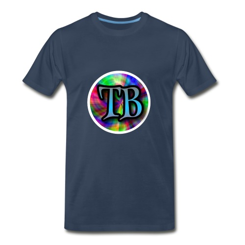 Tricky Bois Logo - Men's Premium T-Shirt