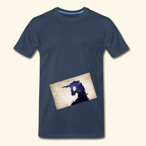 abcd - Men's Premium T-Shirt