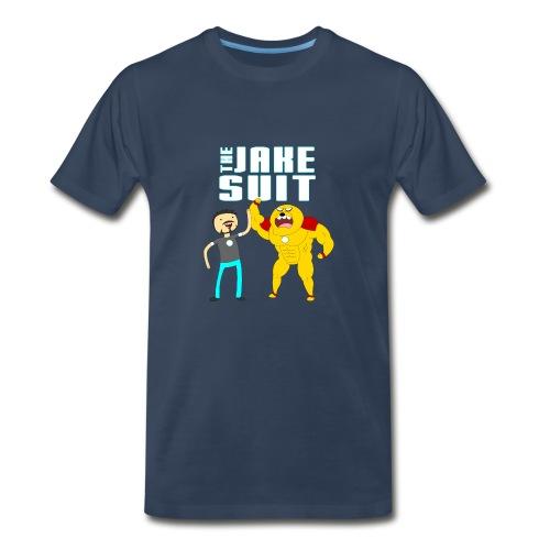 The Jake Suit - Men's Premium T-Shirt