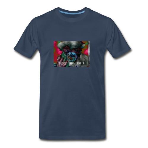 Yung Brodog BHM SS2017 - Men's Premium T-Shirt
