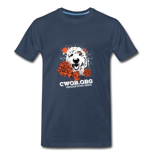 Compassion Without Borders - Men's Premium T-Shirt