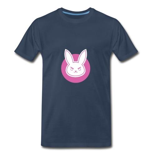 pink rabbit - Men's Premium T-Shirt