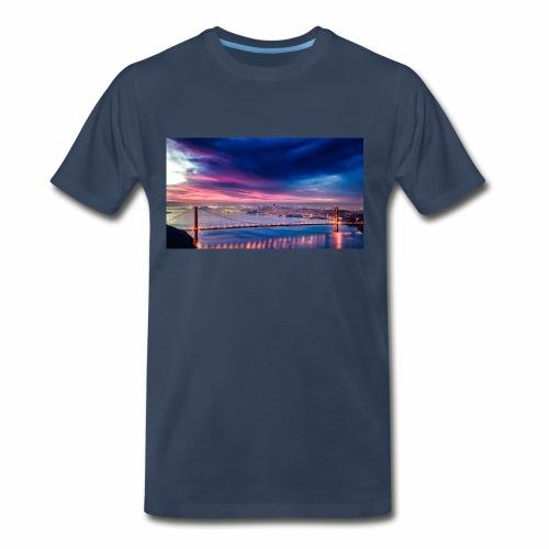 San Francisco Daily - Men's Premium T-Shirt