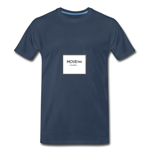 MOVETees -original- - Men's Premium T-Shirt