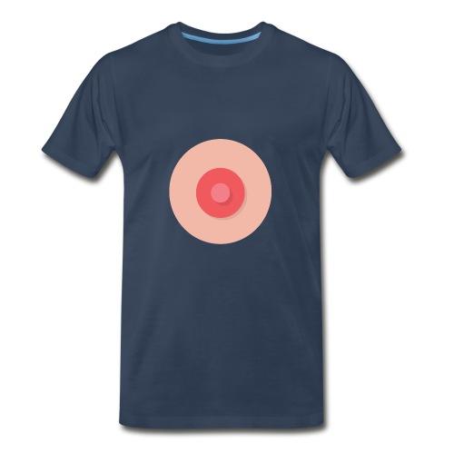 Nurtural | Nursing is Natural - Men's Premium T-Shirt