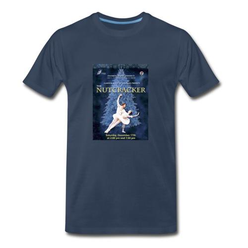 CBC Nutcracker Product - Men's Premium T-Shirt