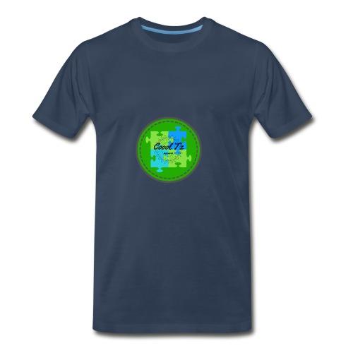 Coool T'z Green - Men's Premium T-Shirt