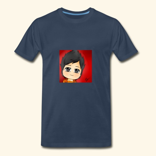 Profile Pic - Men's Premium T-Shirt