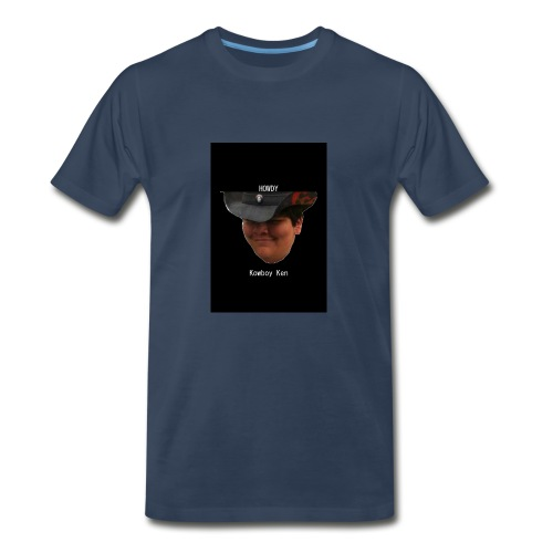 Howdy - Men's Premium T-Shirt