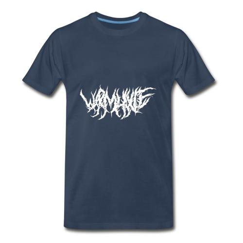 WXRMHXLE white - Men's Premium T-Shirt
