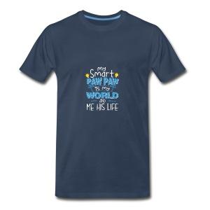 14 06PAWPAW - Men's Premium T-Shirt